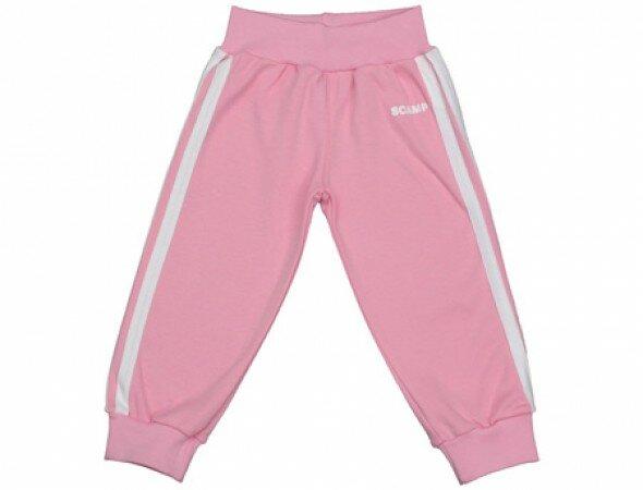 Kojenecké nohavice s prúžkom Scamp 033-