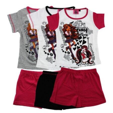 Pyžamo  Monster High 830-130